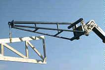 Where to find TRUSS BOOM 12  for FRWD REACH FORKLIFT in Morgan Hill