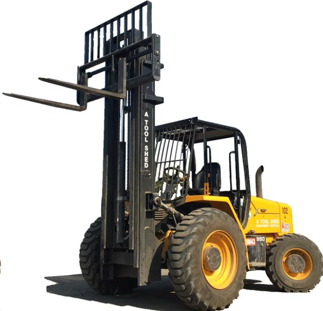 Where to find 21  FORKLIFT 4X4 8,000 LBS CAPACITY in Morgan Hill