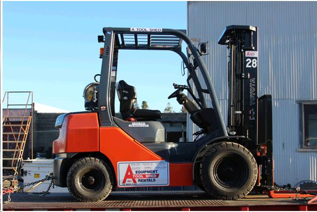 Where to find 15  WAREHOUSE FORKLIFT 4500 LBS CAPACITY in Morgan Hill
