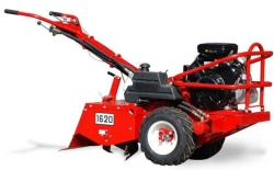 Used Equipment Sales 16 HP REAR TINE HYDRAULIC DRIVE TILLER in Morgan Hill CA