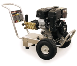 Used Equipment Sales 3,000 PSI GAS PRESSURE WASHER in Morgan Hill CA