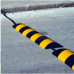 Rental store for SPEED BUMP CABLE PROTECTOR, 6 FOOT in Morgan Hill CA