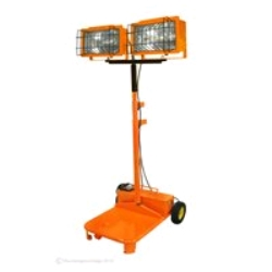 Used Equipment Sales FLOOD LIGHT DUAL FIXTURE 500 WATT EACH in Morgan Hill CA