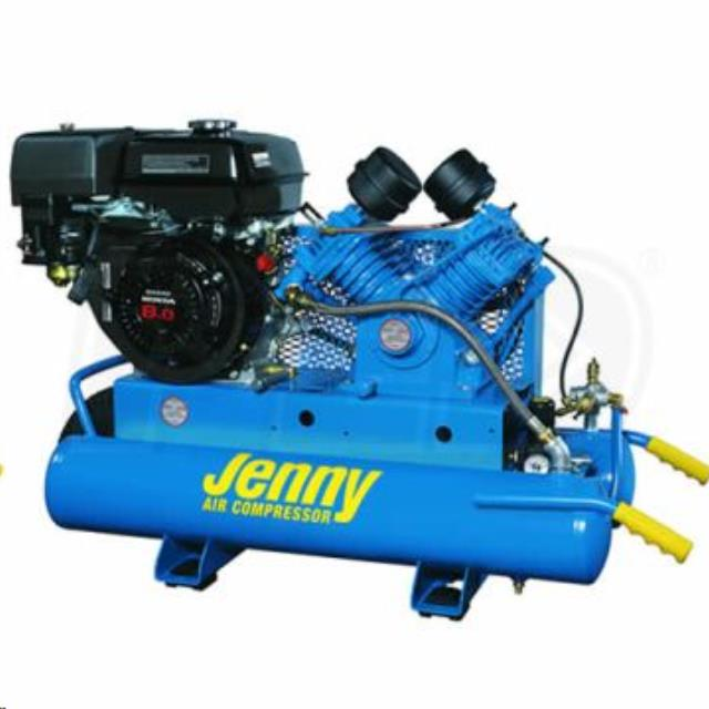 Where to find 14 CFM  GAS AIR COMPRESSOR in Morgan Hill