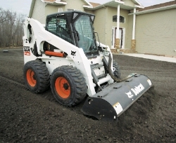 Rental store for SKID STEER TRACTOR TILLER, 60  WIDE in Morgan Hill CA