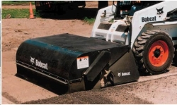 Rental store for SKID STEER TRACTOR SWEEPER ATTACHMENT in Morgan Hill CA