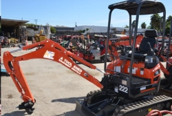 Rental store for 1 1 2 TON COMPACT EXCAVATOR in Morgan Hill CA