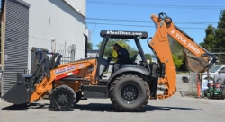 Rental store for CASE 4x4 BACKHOE TRACTOR LOADER in Morgan Hill CA
