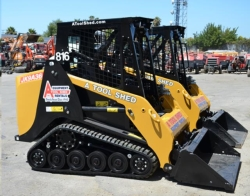 Rental store for 48  TRACK SKID STEER LOADER TRACTOR in Morgan Hill CA