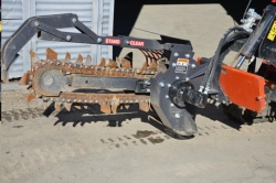 Rental store for SK750 TRENCHER  ATTACHMENT, 30  DEPTH in Morgan Hill CA