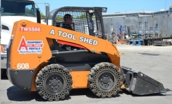 Rental store for 60  SKID STEER TRACTOR LOADER in Morgan Hill CA