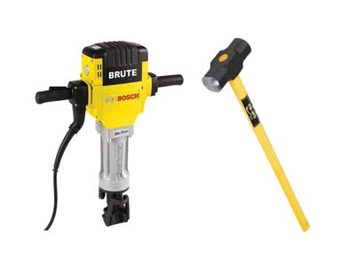 Rent Electric Demolition Hammer & Tool